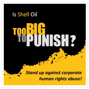 royal dutchshell human rights in nigeria essay Royal dutch/shell: human rights in nigeria introduction in 1995, a nigerian military tribunal, in what most observers decried as a sham trial, ordered.