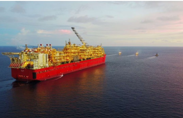 Shell ponders Crux field connection to Prelude FLNG project